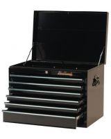 "Blackhawk 92706C Chest 27"" 6 Drawer Blk"