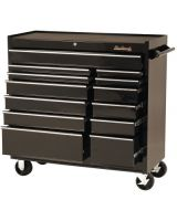 "Blackhawk 94113R Cabinet 41"" 13 Drawer Blk"