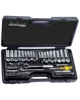 Blackhawk 9765 65 Piece Socket Set 1/4&3/8 Drive
