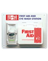 Pac-Kit 579-24-500 Contractor First Aid &Eyewash Station (Qty: 1)