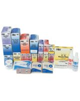 First Aid Only 6155R 6155 Three Shelf First Aid Refill Contents
