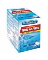 Pac-Kit 579-90016 Physicianscare Non-Aspirin Acetaminophen 50X2/Bx (Qty: 1)