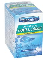 First Aid Only 90092 Physicianscare Cold & Cough- 50X2/Box