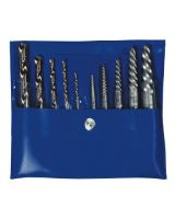 Irwin Hanson 11117 Set 10Pc Screw Ext/Cobal