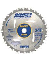 Irwin Marathon 14030 7-1/4 24T Marathon Cir.B