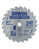 Irwin 25130 7-1/4 -24T American Tool