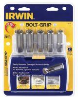 Irwin Hanson 3094001 Bolt-Grip 5Pc Deep Wellset