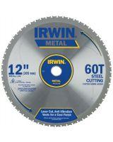 """Irwin 4935558 12""""  60T Mc - Ferrous Steel"""