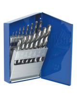 Irwin 60137 15 Pc General Purpose Hss Drill Set 1/16-1/2""