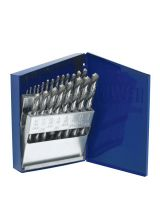 Irwin 60221 21Pc. Drill Bit Set Metal Index