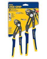 "Irwin Vise-Grip 2078709 2 Piece Groovelock Plierset (8 & 10"")"