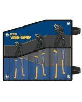 Irwin Vise-Grip 2078711 3 Piece Groovelock Plierset (8-10&12)
