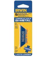 Irwin 2084100 Utility Knife Bi-Material Blade(5/Pk) (5 EA)