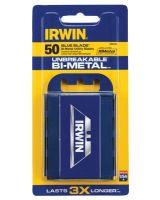 Irwin 2084300 Utility Knife Bi-Metal Blade (50/Pk) (50 EA)