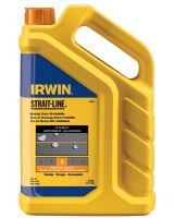 Irwin Strait-Line 65105 5 Lb Flourescent Orange