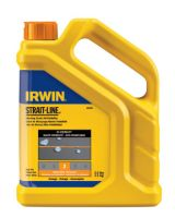 Irwin Strait-Line 65205 2.5 Lbs Fluorescent Orange Chalk