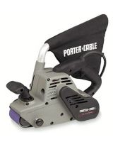 "Porter Cable 593-360 3'X24"" Dustless Belt Sander"