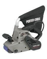 "Porter Cable 360 3'X24"" Dustless Belt Sander"