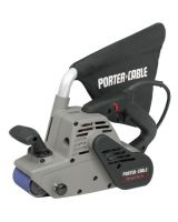"Porter Cable 360VS 3""X24"" Belt Sander W/Dust Pickup 12A-Vs-850-"