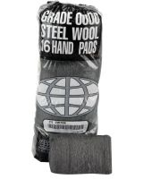 Global Material Technology 117000 #0000 Steel Wool 16Pa Sleeve (12 SL)