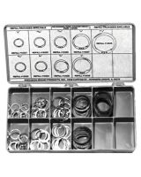 Precision Brand 12935 140Pc Retaining Ring Assortment Maintenance