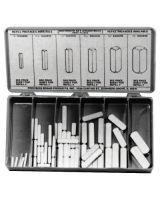 Precision Brand 12955 Machinery Key Kit58Pcs/Kit