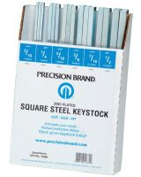 Precision Brand 14680 Assortment Of All Squarekeystk Zinc