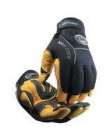 Caiman 2956-XL Mechanic Glove Pig Grainpalm