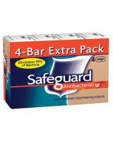 Procter And Gamble 08833 (Pack/4) Safeguard Bathbar 4 Oz (12 PK)