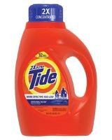 Procter And Gamble 608-13878 Tide Laundry Liquid 50 Oz. 2X Original Scent (1 CA)