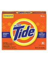 Procter And Gamble 608-27782 Tide Ultra Powder 20 Oz.15 Loads Original Scent (1 CA)