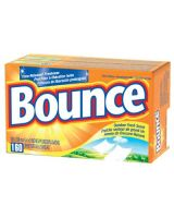 Procter And Gamble 608-80168 Bounce Dryer Sheets Box/160 Use Outdoor Fresh (1 CA)