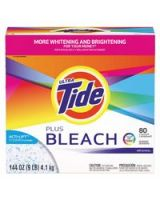 Procter And Gamble 608-84998 Tide Ultra Pdr W/Bleach144 Oz.Orig Scent Ca/2 (1 CA)
