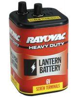 Rayovac 945R4C 22335 6V Heavy Duty Lantern Screw Term Batt (4 EA)