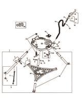 Ridgid 41060 E2393X Swivel Nut W/Ring