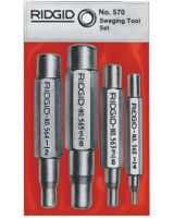 Ridgid 52420 570 Set Swaging Tools