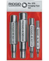 Ridgid 52420 570 Set Swaging Tools