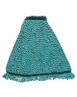 """Rubbermaid Commercial A852-06-GR Web Foot Microfiber String 5"""" Med"""