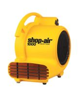 Shop-Vac 1030400 1000 Max Cfm Air Mover