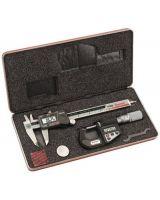 L.S. Starrett 12206 Basic Electronic Tool Set 799A-6/150 / 734Xfl-1