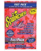 Sqwincher 690-015501-Fp 6 Oz Fruit Punch Lite 4Cs P/Mcs 200Pkgs Fast Pak (Qty: 1)