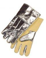 "Stanco 703-Ackk214Wl 14""Glove-Kevlar Palm & Inside Cuff Full Wool Lnd (1 PR)"