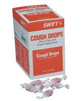 Honeywell North 210100 Cherry Cough Drops 100/Bx