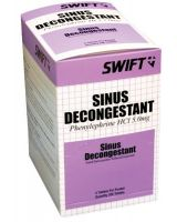 Honeywell North 2106250 Sinus Decongestant 250/Bx