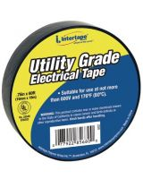 "Intertape Polymer Group 761-602 Ut-602 3/4""X60' 7-Mil Electrical Tape Black- (1 ROL)"