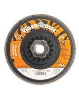 "Weiler 804-50008 4-1/2"" X5/8-11 Type 29 Style Gr. Wheel 80 Grit (Qty: 1)"