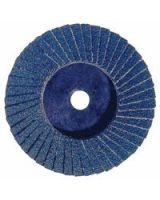 "Weiler 804-50903 3"" Bobcat Abrasive Flapdisc Angled 40Z Grit (Qty: 1)"