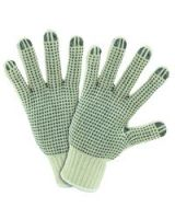 West Chester 813-708Skbs Mens Size String Knit Dotted Both Sides Glove (240 PR)