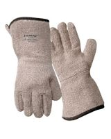Wells Lamont 636HRL Heat Resistant Gauntletterry Glove  Lined (12 PR)