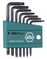Wiha Tools 36197 Plus L-Key Short Arm 7 Pc Set